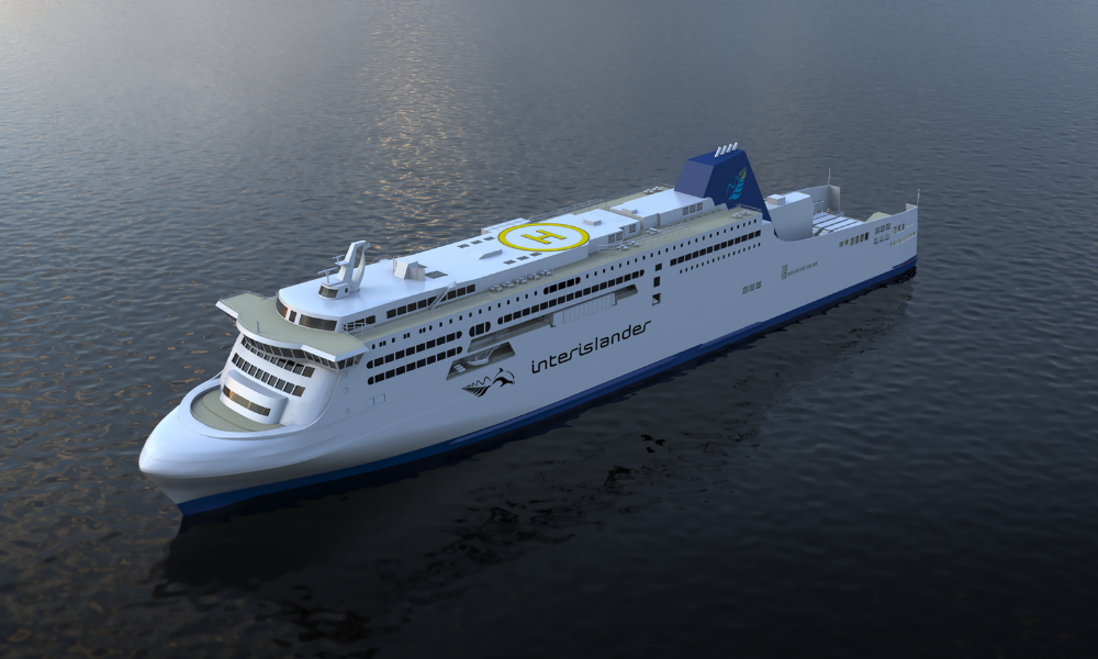 $551m ferry delivery contract signing sails smoothly with Russell McVeagh's help
