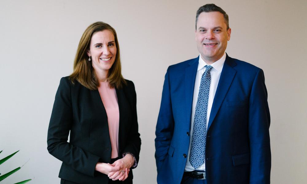 Senior associates make partner at boutique firm