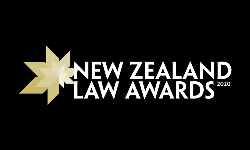 NZ Law Awards 2020 winners revealed