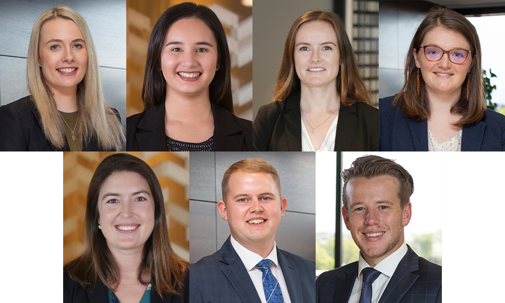 Seven rise to associate position at Wynn Williams