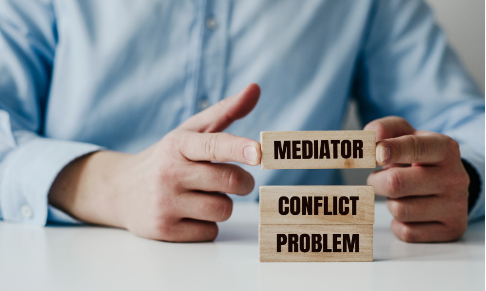 Mediation as 'facilitated conversation': an effective way to resolve disputes