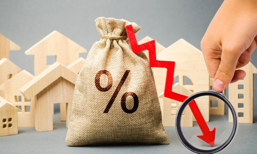 US mortgage rates see weekly drop