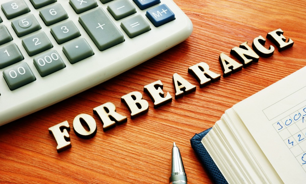 New forbearance requests remain at extremely low level – MBA