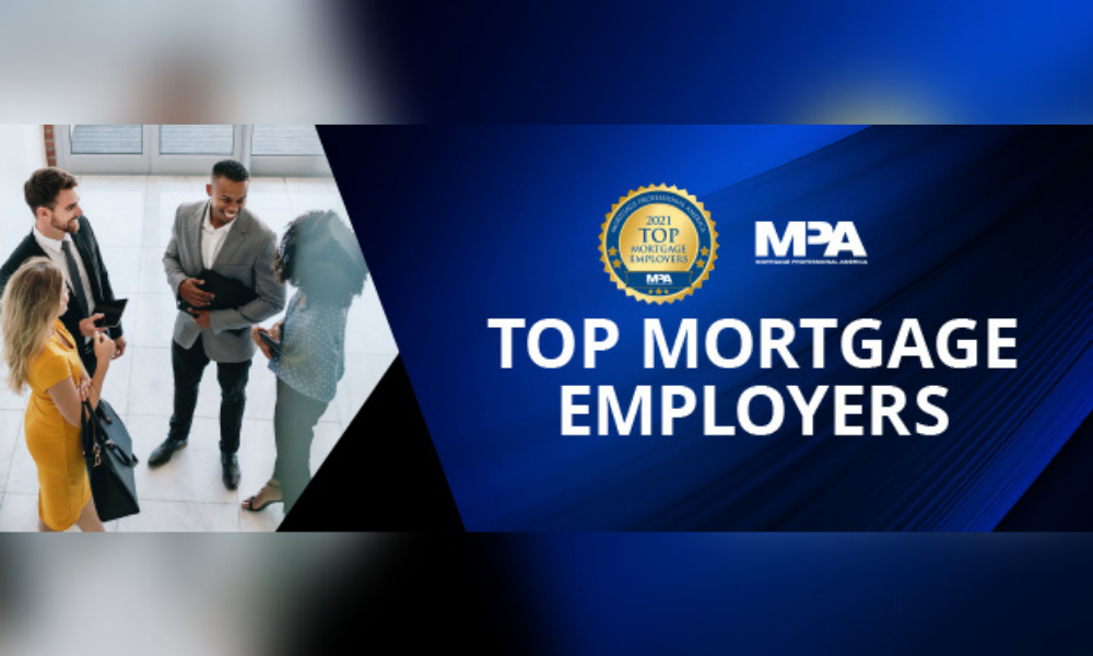 Last chance to be named a Top Mortgage Employer