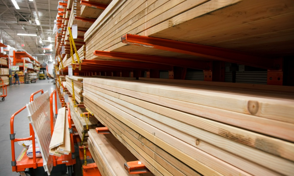 Are lumber prices finally going back to normal?