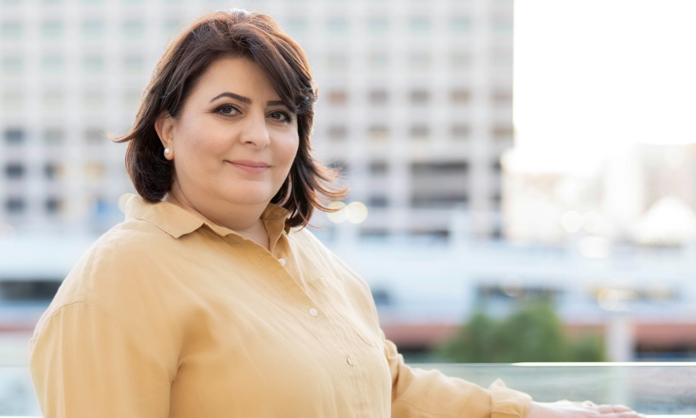 From Iran to LA – a tale of two Iranian women