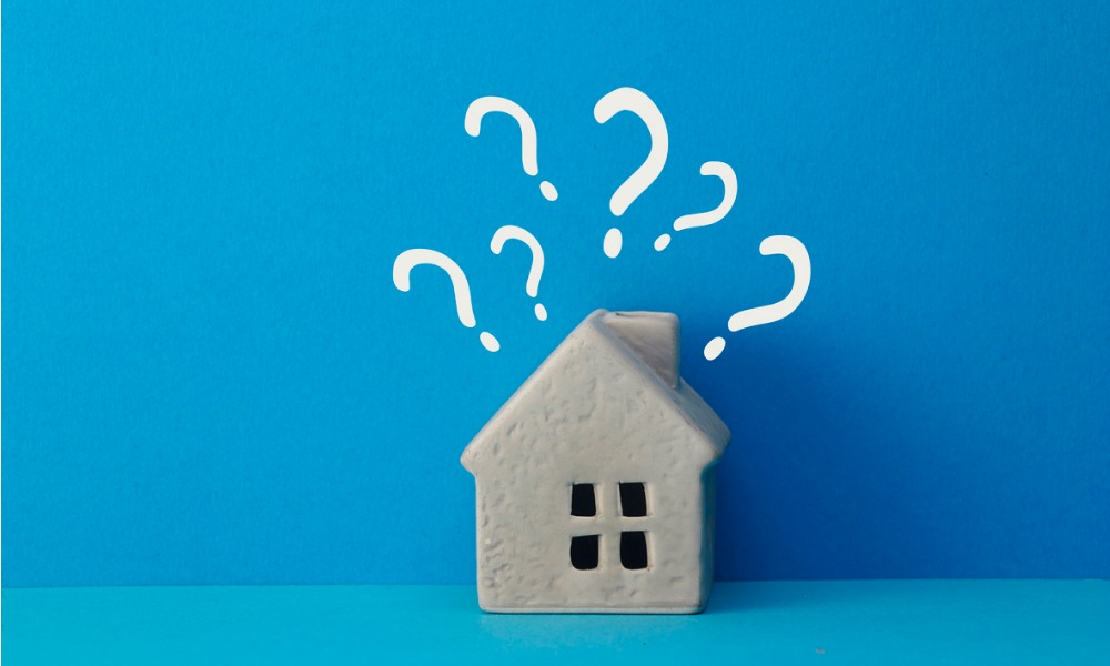 Muted response to housing start numbers
