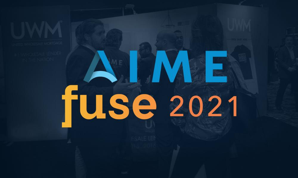 AIME FUSE 2021 - back in full swing