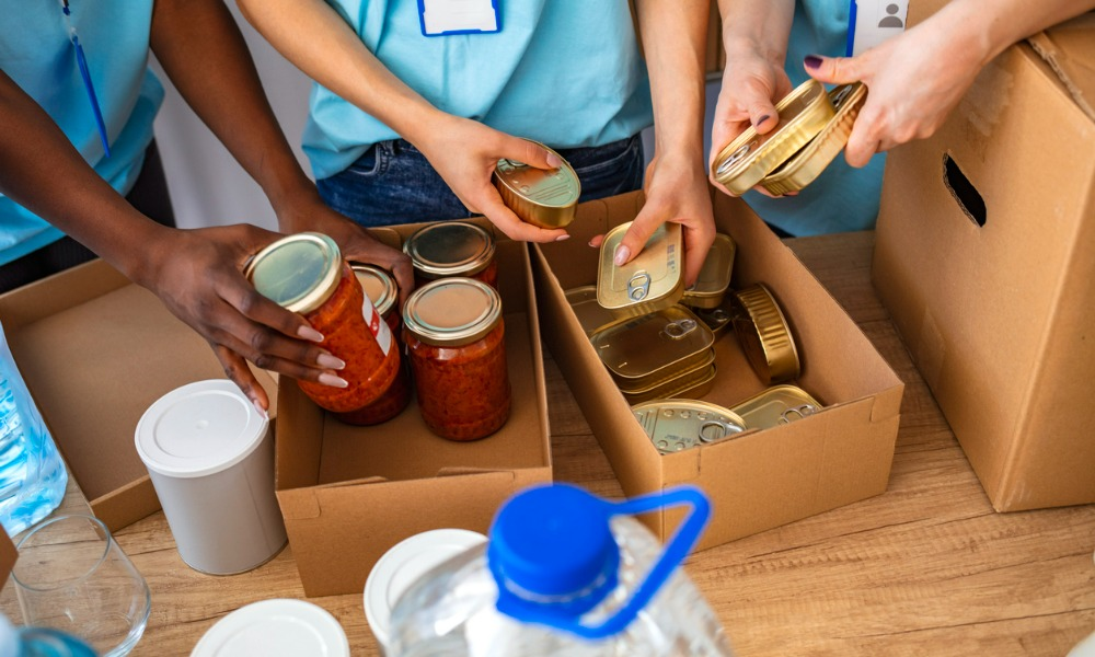 Homespire Mortgage sees success with food drive