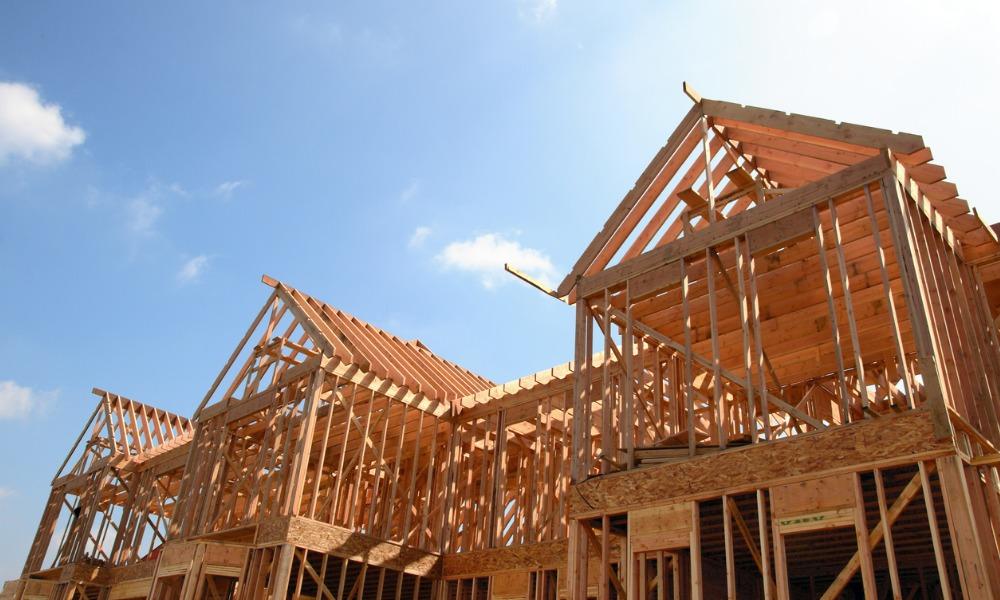 Homebuilder sentiment ends three-month decline