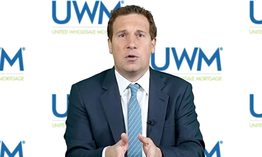 """United Wholesale Mortgage launches """"game-changing"""" platform"""