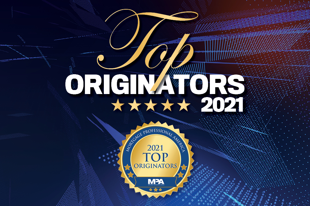 Top Originators 2021