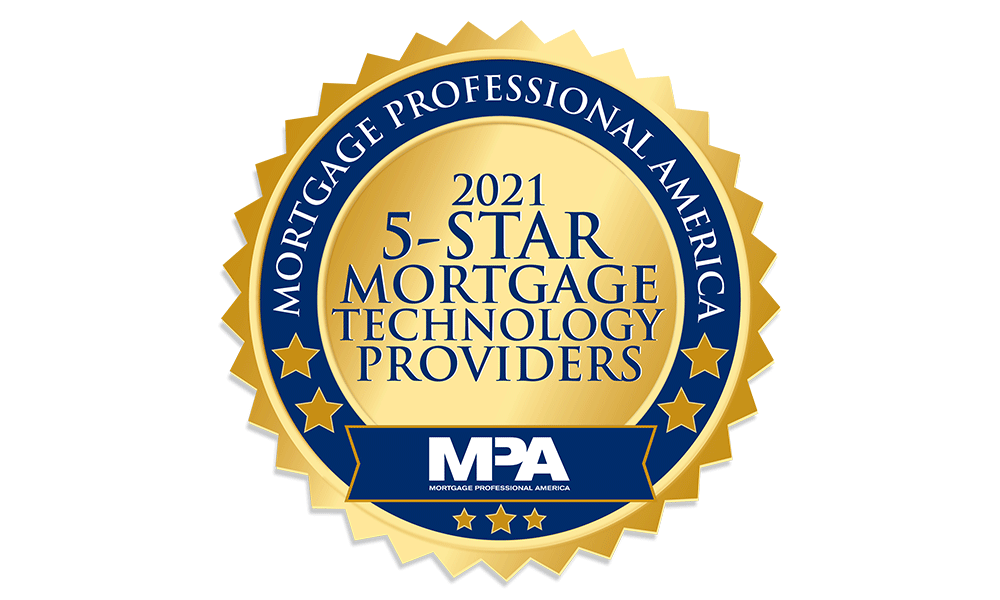 5-Star Mortgage Technology Providers