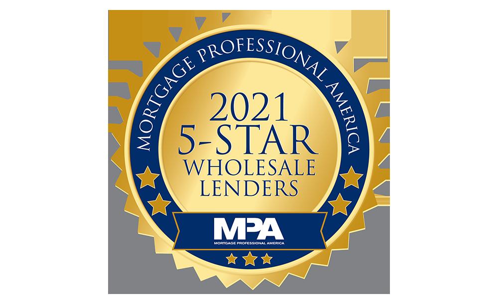 5-Star Wholesale Lenders