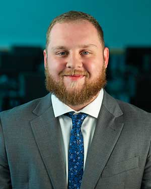 Jacob Therrien, Business Development Specialist