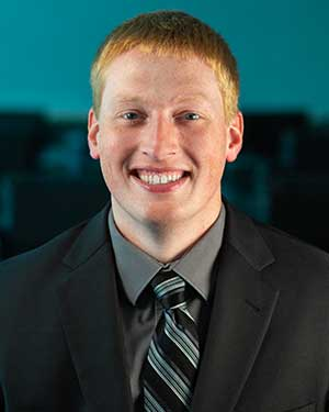 Matthew Volz, Operations Manager