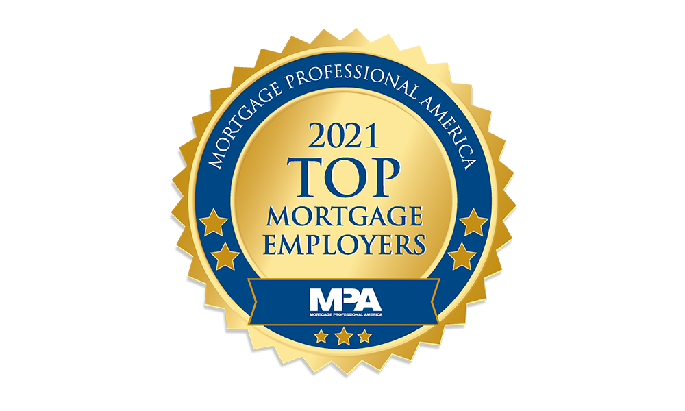 Top Mortgage Employers 2021