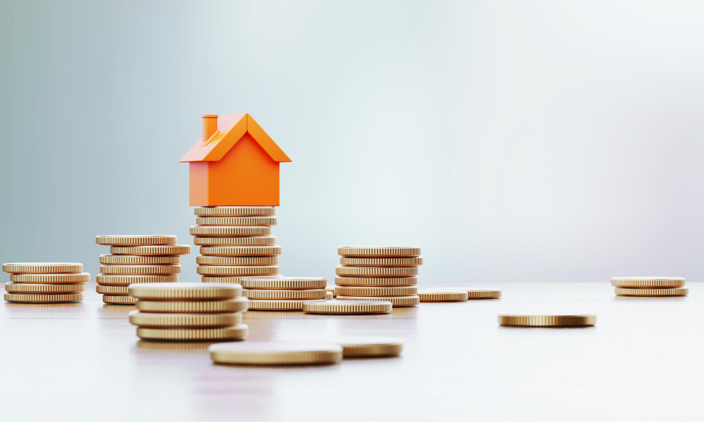 How many mortgages are still in forbearance?