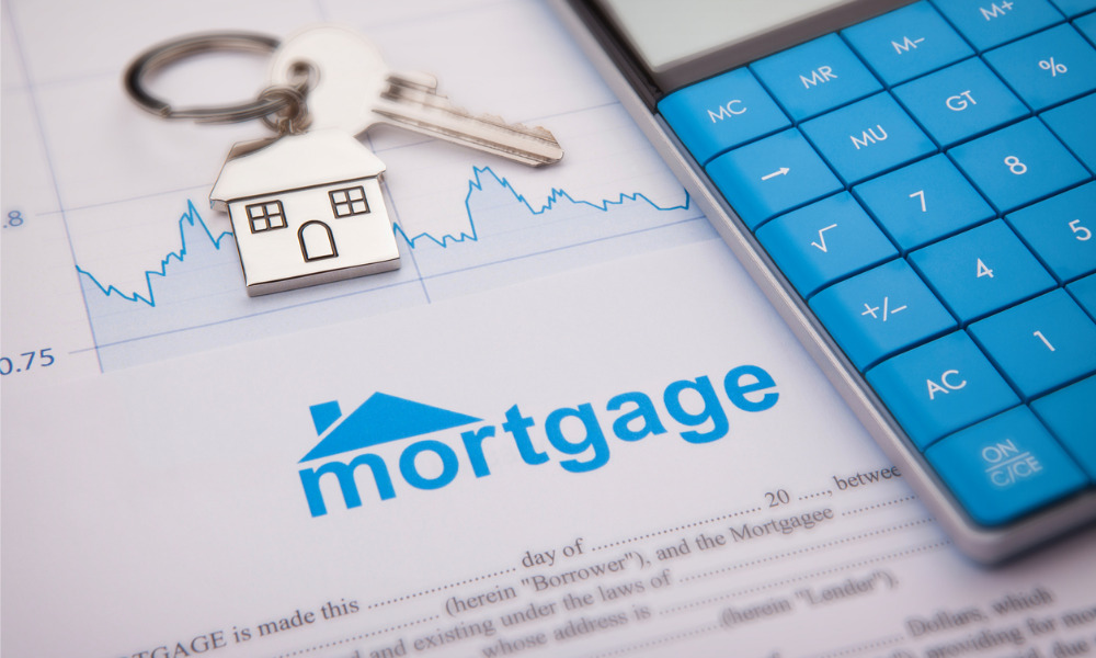 Mortgage applications slip - MBA