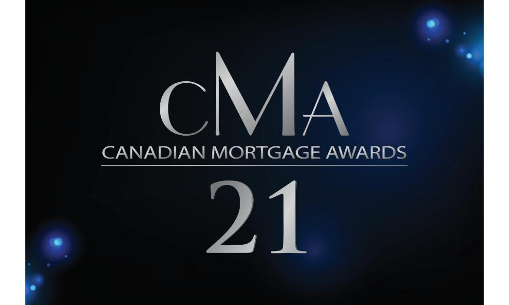 Canadian Mortgage Awards 2021
