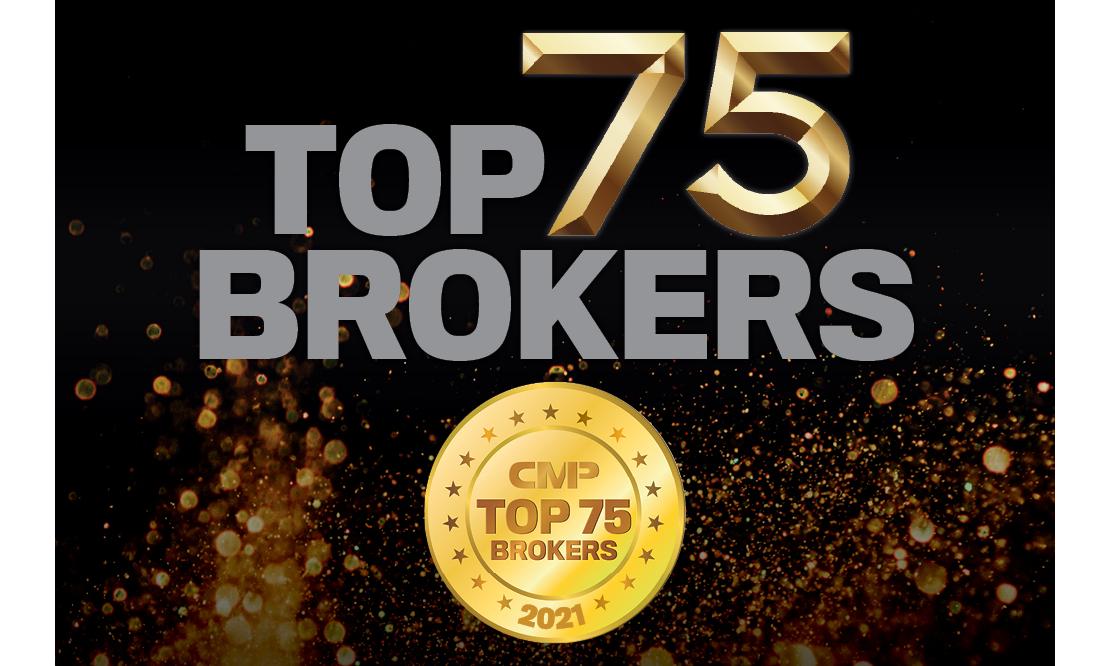 Top 75 Brokers 2021