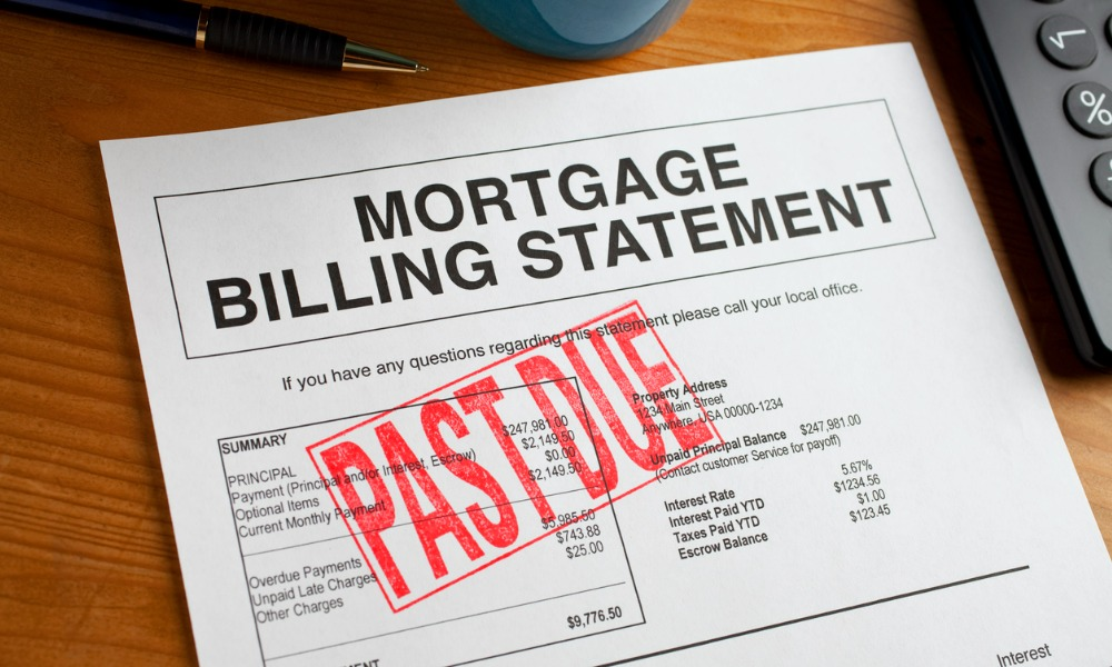 Canadian mortgage debt sets a new record high