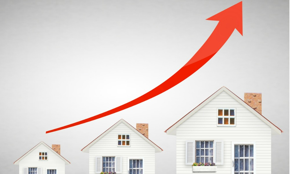 Canadian mortgage volumes hit record high
