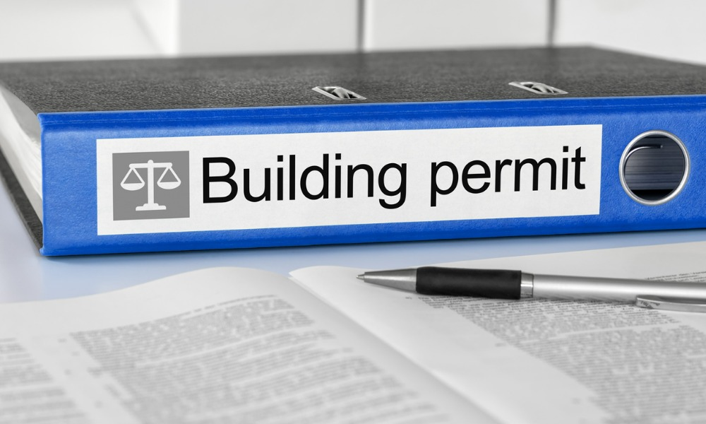 StatsCan: Building permits see marked declines in total value