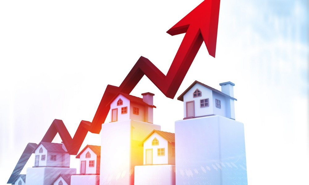 Housing sector value surges by more than $500 billion