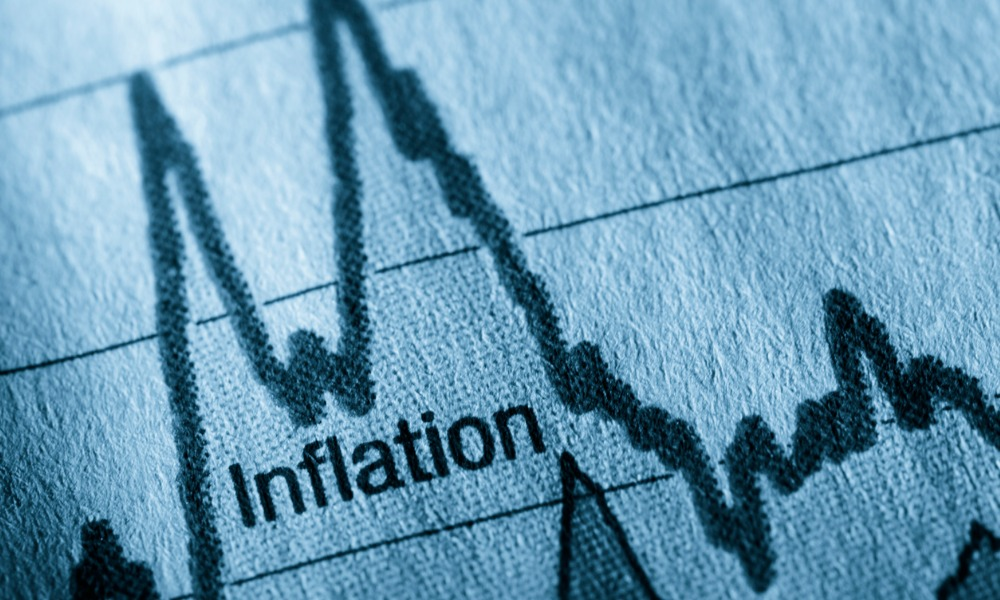 Inflation rate surges to highest level in almost two decades