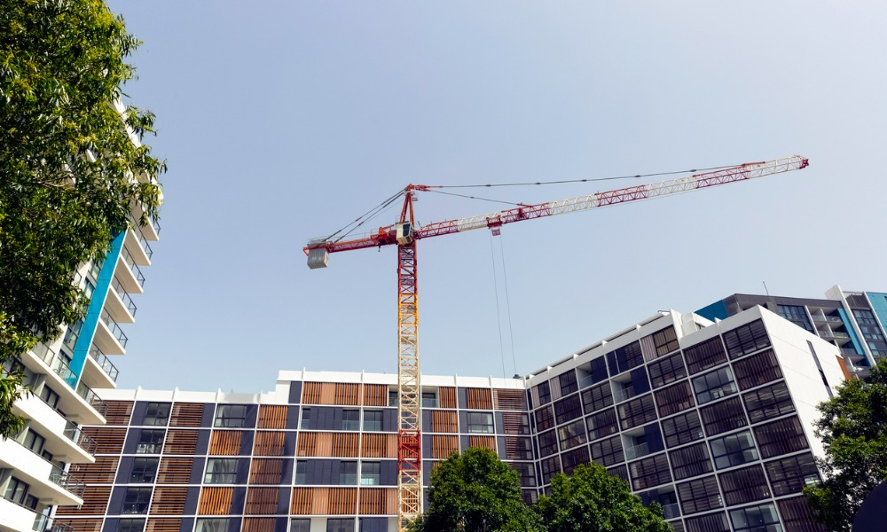Condos dominate new builds in Ontario and BC