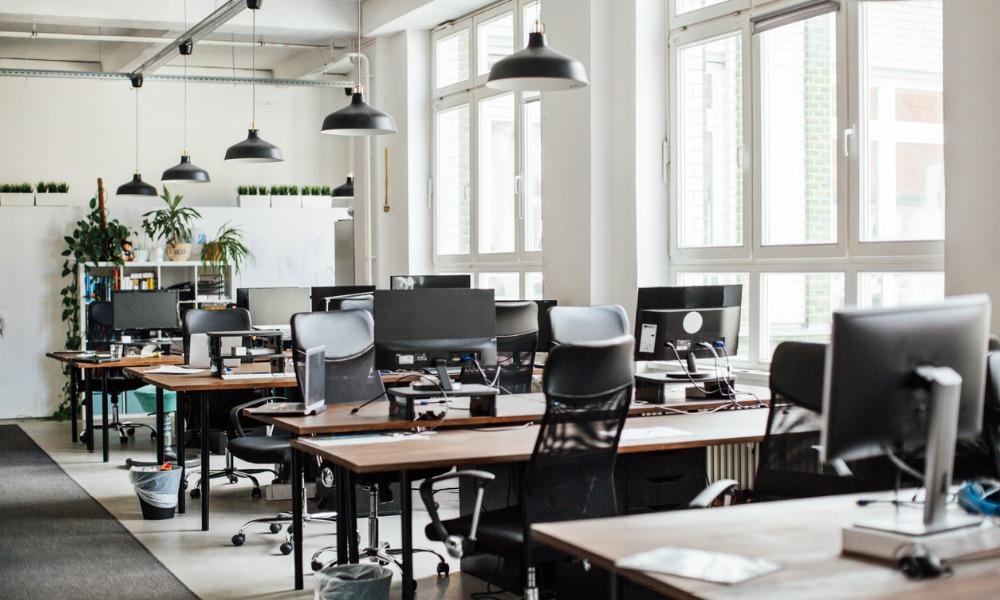 Office vacancy levels reach multi-decade high – CBRE