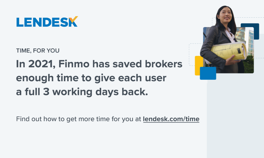 Lendesk's Q4 continues focus on giving back to brokers