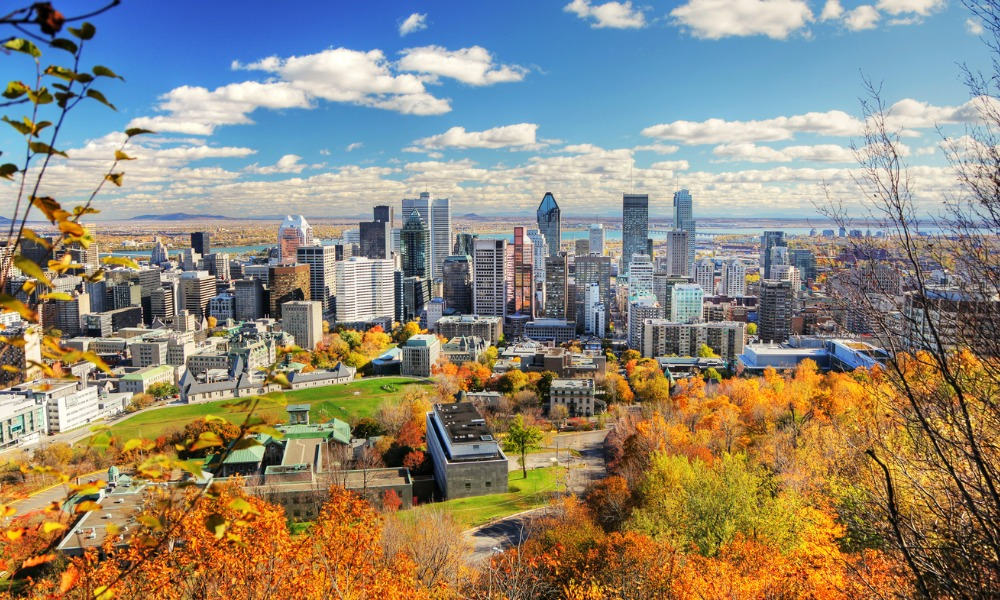 Montreal activity steadily moving towards pre-pandemic conditions