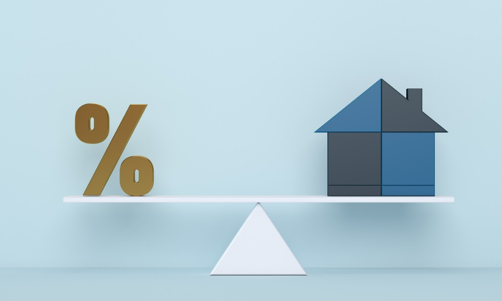 Canada's big six banks – what's happening with their share of mortgages?