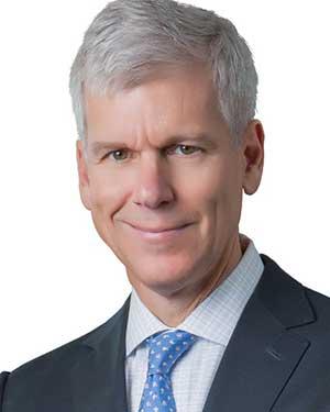 Steven Ranson, President & Chief Executive Officer