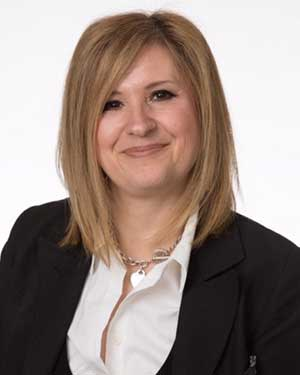 Floriana Cipollone, Vice President and Chief Financial Officer