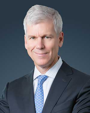 Steven Ranson, CPA, CA, President and Chief Executive Officer