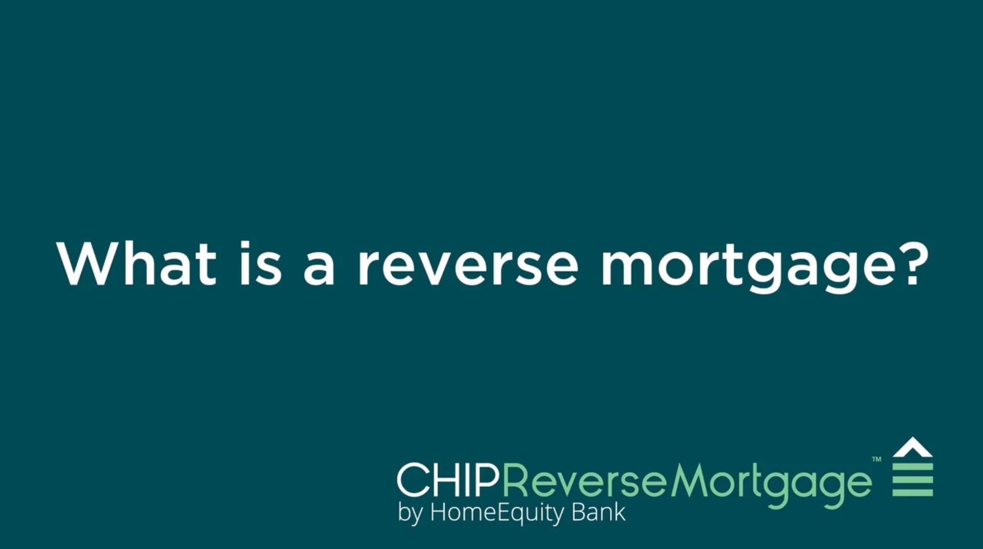 Why it's time to introduce your clients to reverse mortgages