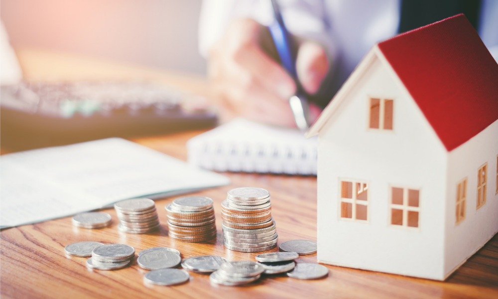 StatsCan on non-bank lenders' mortgage arrears rate