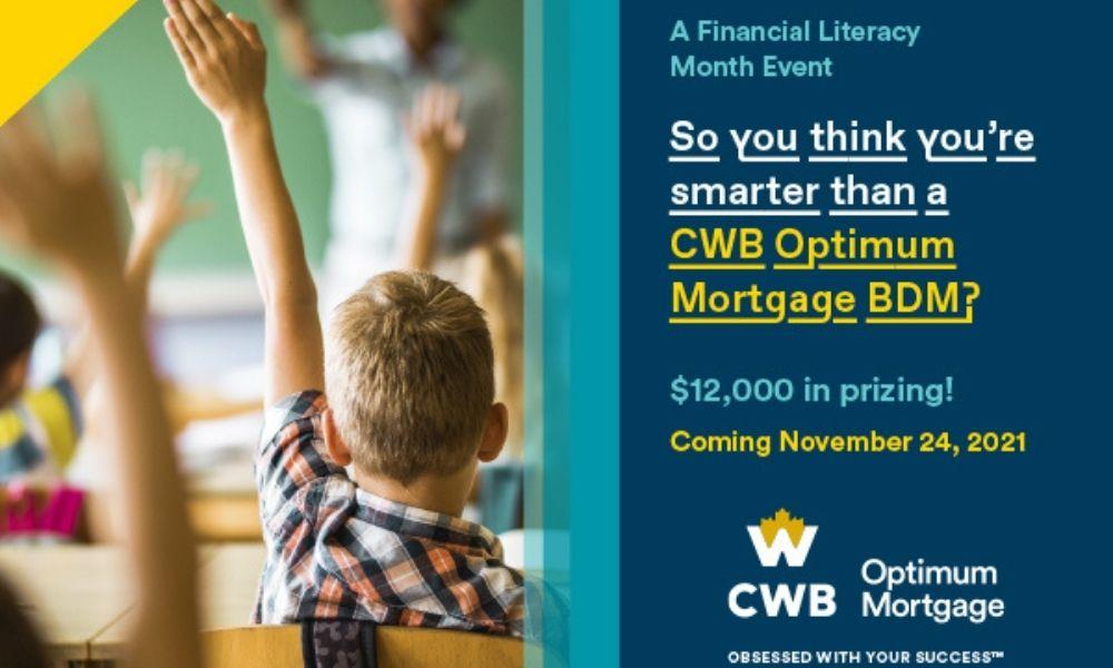 So you think you're smarter than a CWB Optimum BDM?