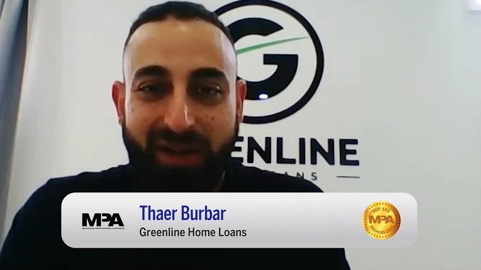 Top 100 Broker Thaer Burbar reflects on 2020