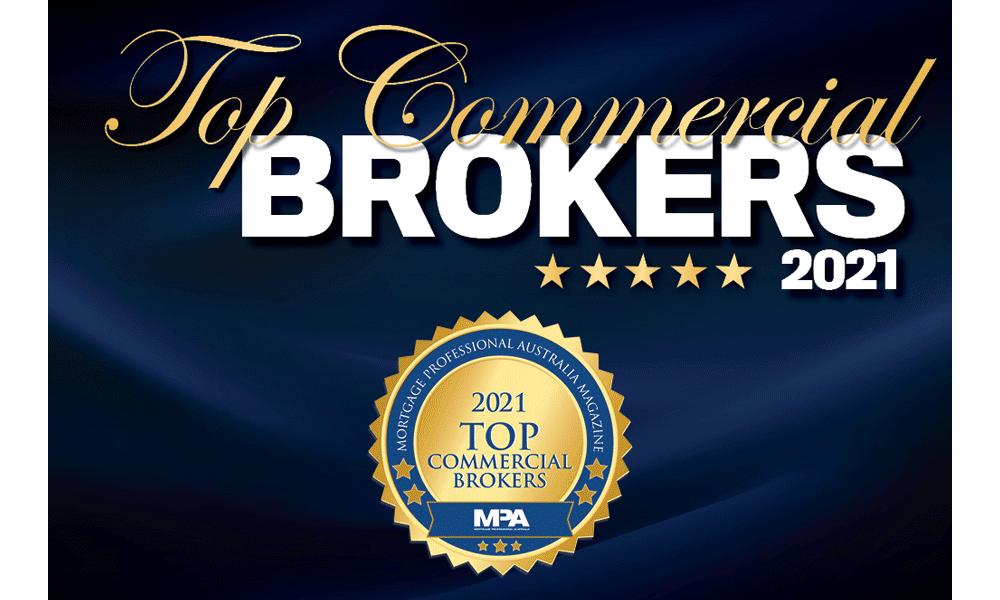 Top Commercial Brokers 2021