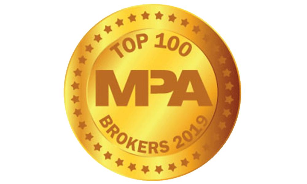 Top 100 Brokers 2019