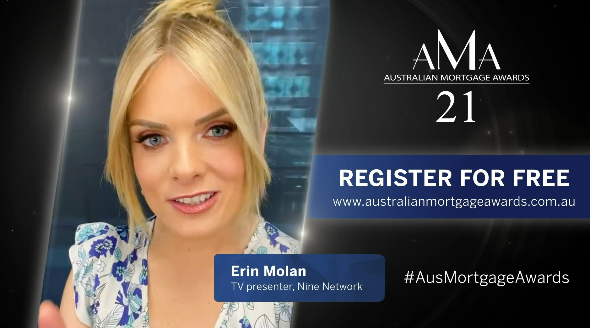 Meet your host for the virtual Australian Mortgage Awards 2021