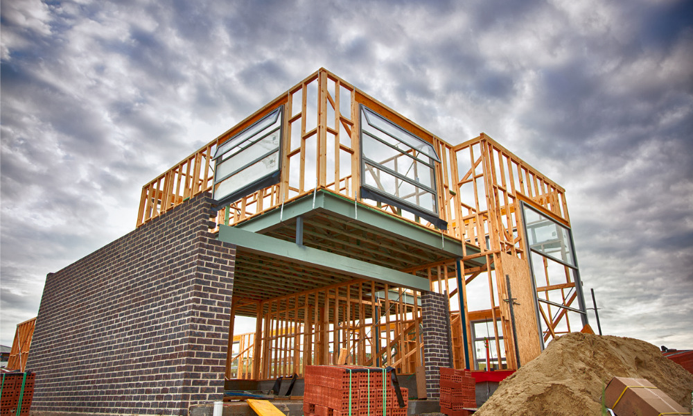 """The """"perfect storm"""" impacting homebuilders"""