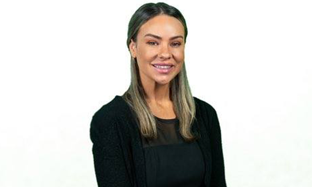 Hannah Carter, Specialist Finance Group, NSW
