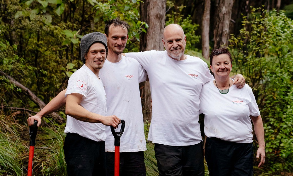 Pepper Money supports native tree planting initiative